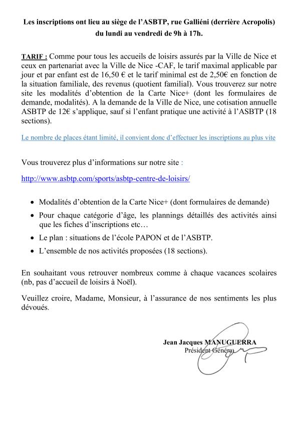 ASBTP ACCUEIL DE LOISIRS COURRIER FEVRIER 2018_page_002