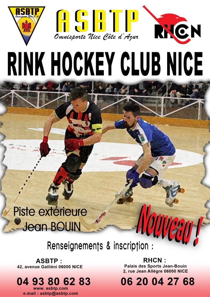 Affiche Rink Hockey