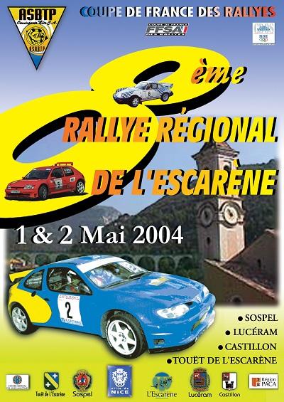 Affiche 2004 A