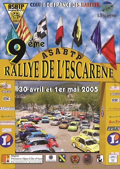 Affiche 2005 A