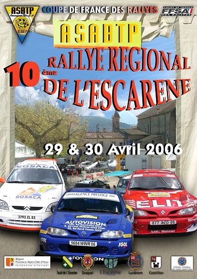 Affiche 2006 A