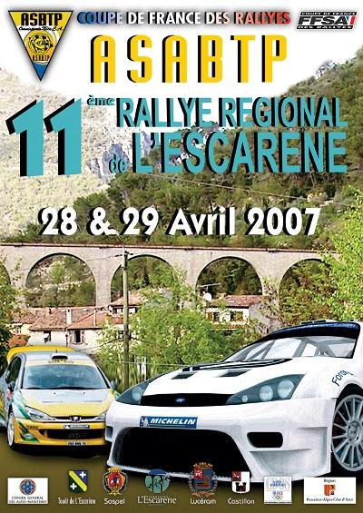 Affiche 2007 A
