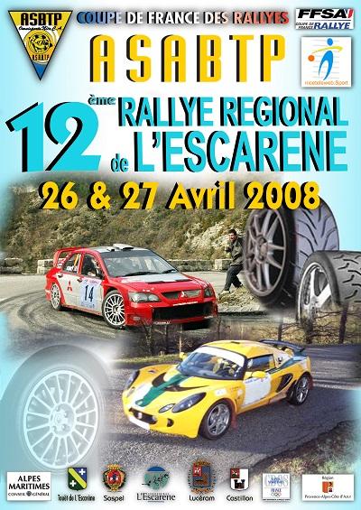Affiche 2008 A
