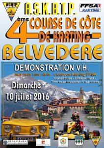 AFFICHE REDUITE Le Belvedere cc 2016 copie
