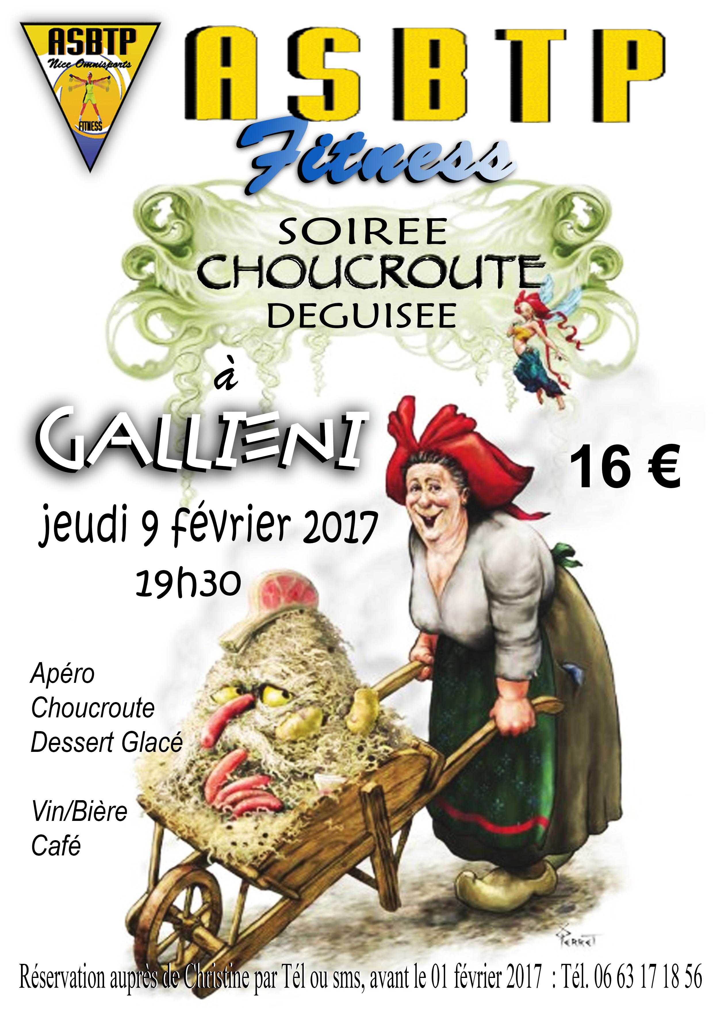 Aff Repas Choucroute 2017