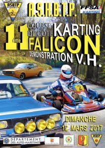 Falicon 11° cc 2017 A