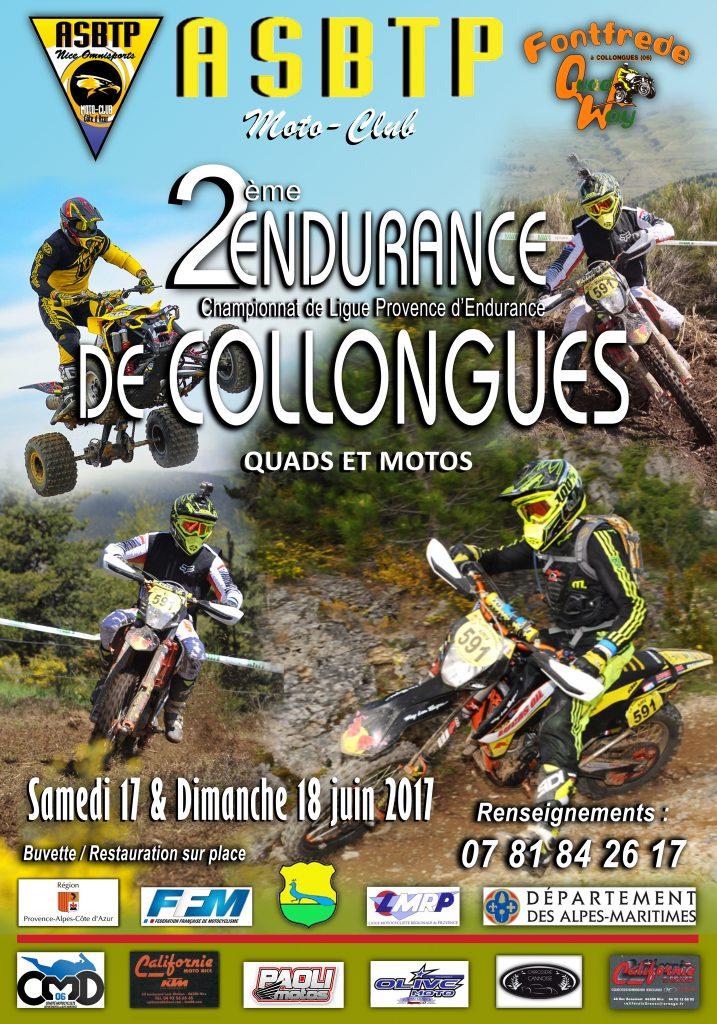 Aff Endurance Colonques 2017
