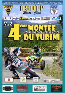 Affiche La Bollene TURINI 2016 copie