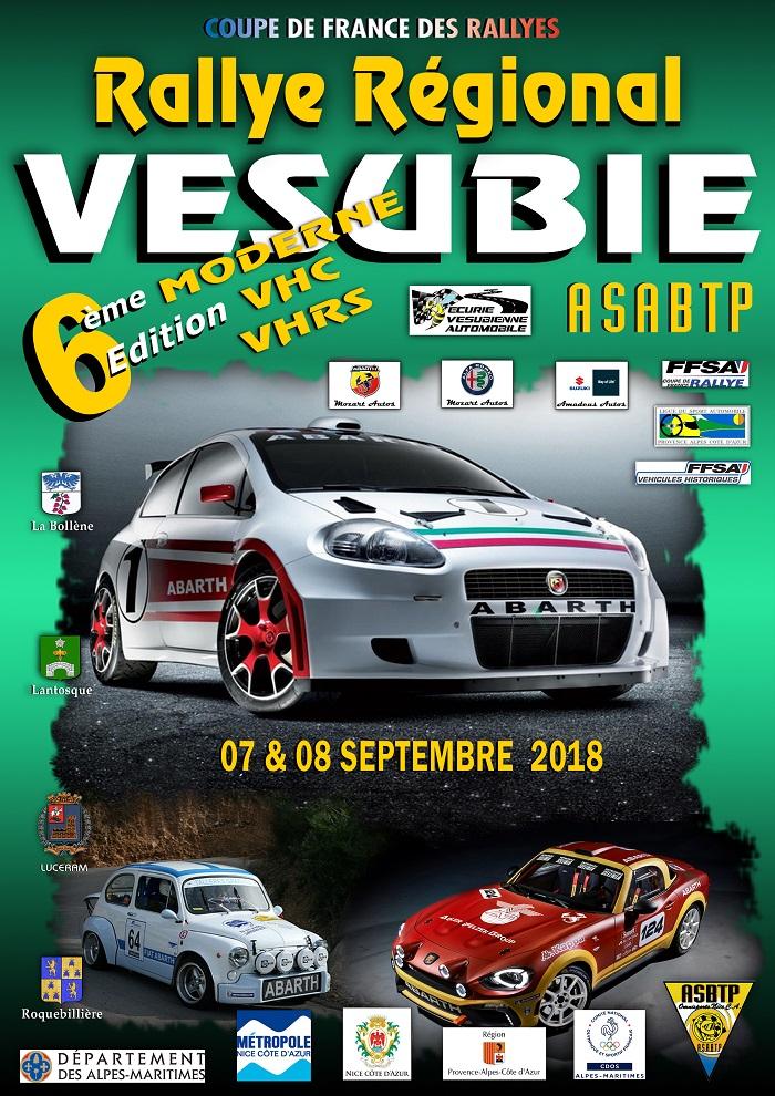 Affiche Vesubie REDUIT 2018