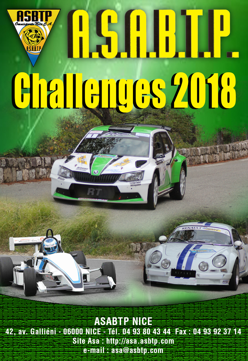Couv Challenge 2018