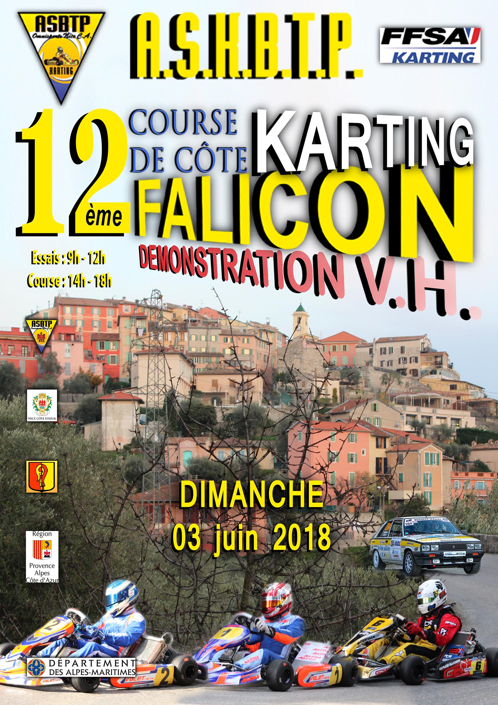 11 Falicon 12° cc 2018