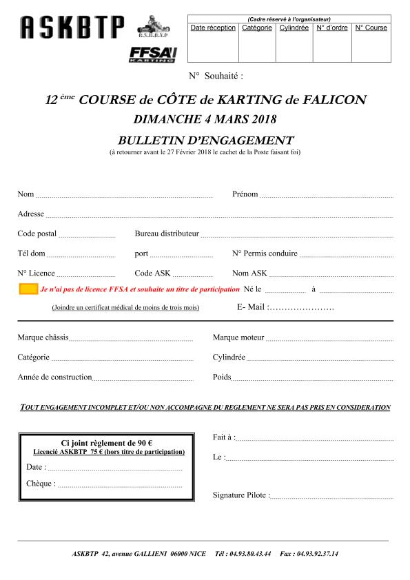 BULLETIN D ENGAGEMENT KARTING FALICON 2018_page_001