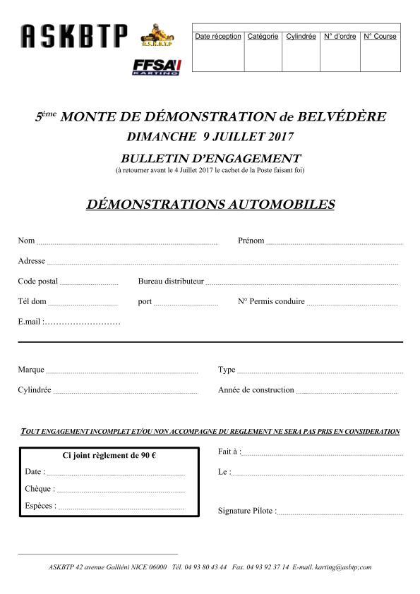 engagement démonstration auto_page_001