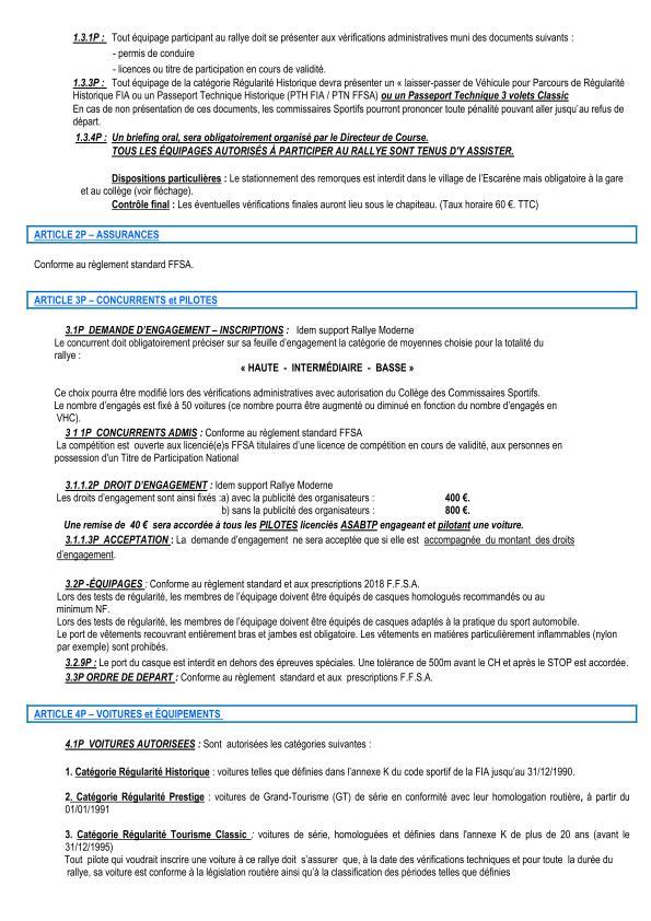 2018 Règlement Particulier VHRS jp_page_002